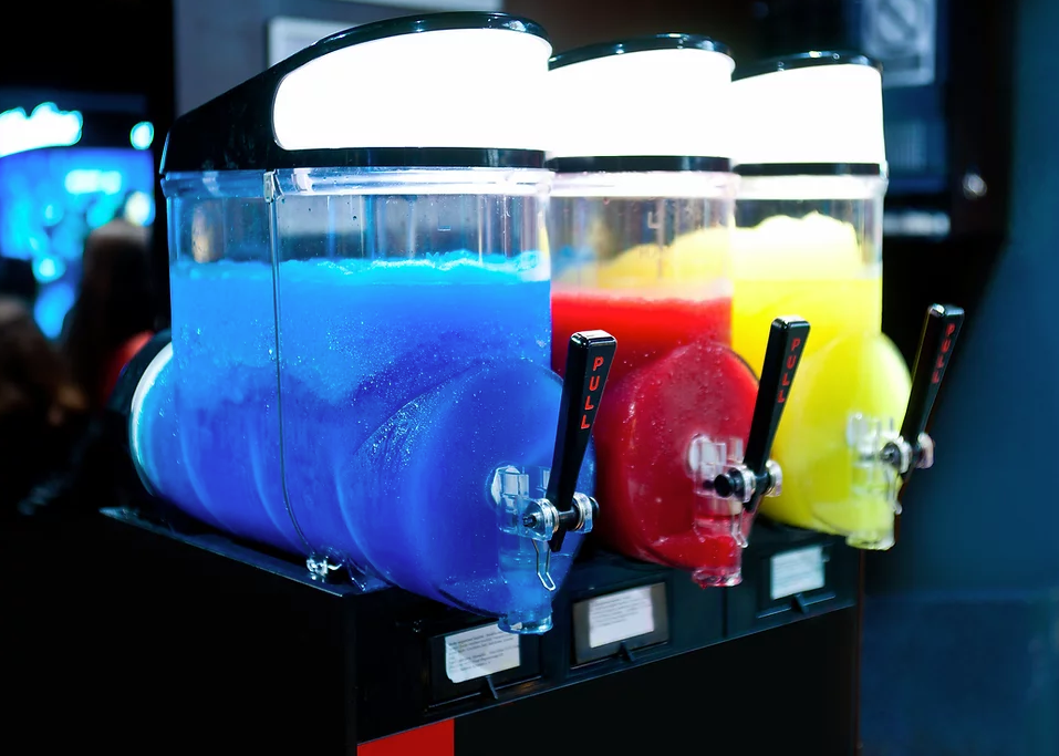 slushy machine